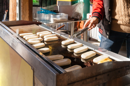 soul food: Korean street food, Soul Korea