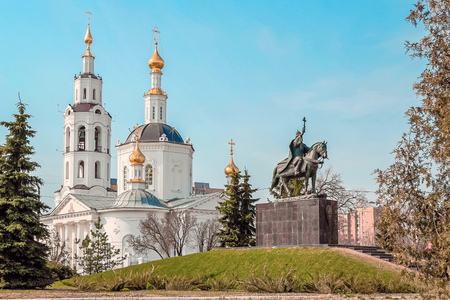 Epiphany Cathedral in Oryol