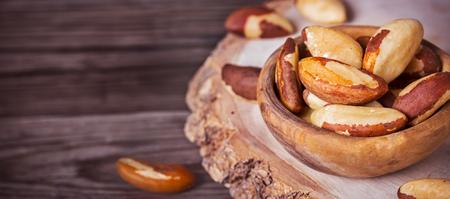 Peeled brazil nuts 版權商用圖片 - 77054719