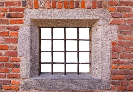 Mockup of window lattice