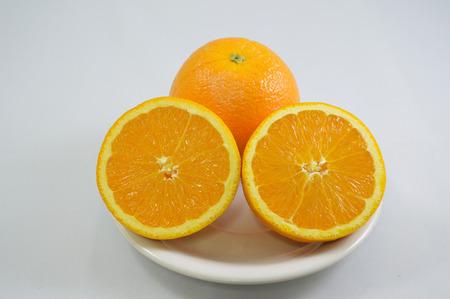 ripened: orange