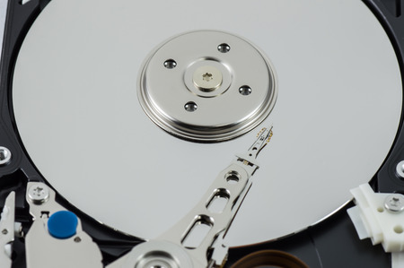 Hard disk drive Storage devices photo