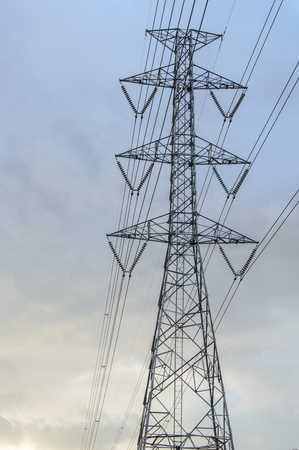 energetics: High voltage electrical transmission towers