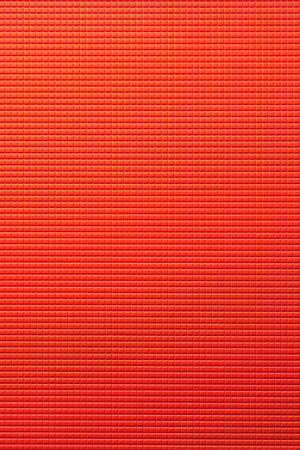 heavy effect: Surface wave plate is uneven red