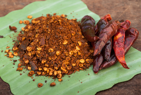 chilli pepper: cayenne