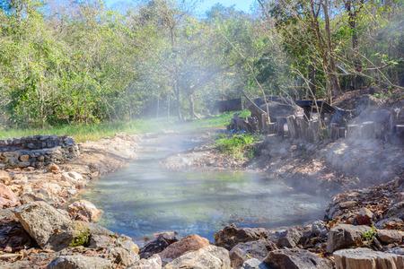 Pong Nam Ron Tha Pai , Mae Hong Son in Thailand