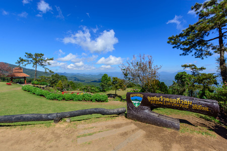 Resort Huai Nam Dang National Park Chiang Mai, Thailand