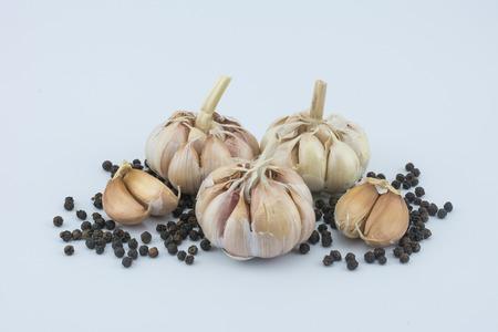 flavorings: Garlic and pepper