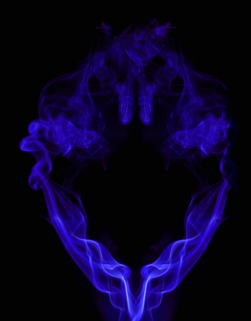 Abstract smoke  Stock Photo - 16174276