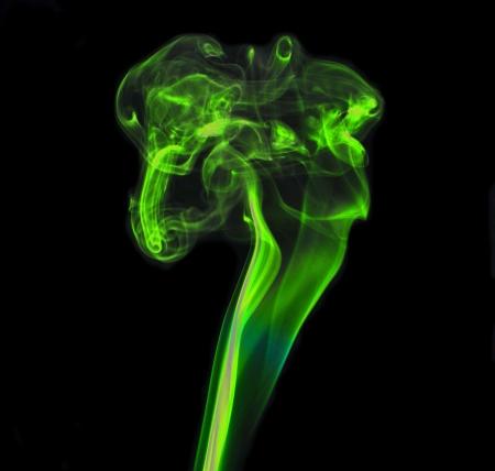 Abstact Smoke6 Stock Photo