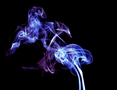 Abstact Smoke Stock Photo