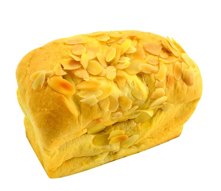 Bread stuffed with cheese