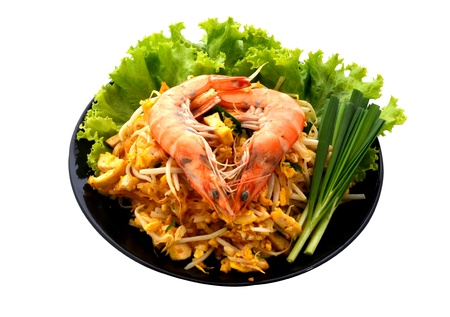 Thailand fried shrimp Stock Photo - 18651537