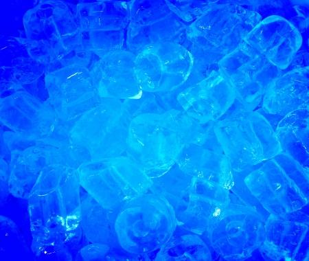Ice blue Stock Photo - 18651505