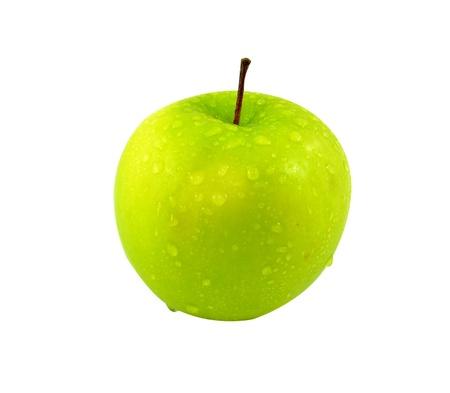 Apple green. Stock Photo