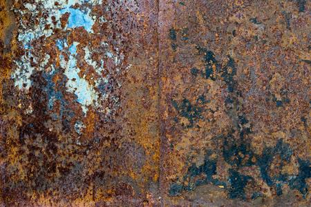 rust texture: old metal iron rust texture