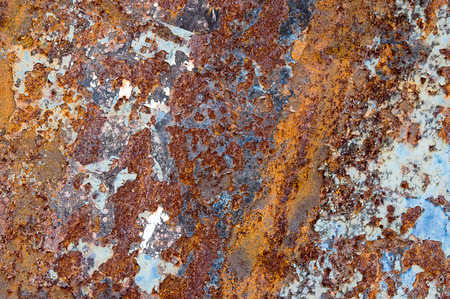 old metal: old metal iron rust texture