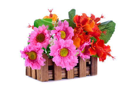 Gerbera flowers that are pink and this is a red and orange plastic gerbera flowers that are pink and this is a red and orange plastic flowers bloom all mightylinksfo