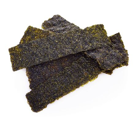 dry seaweed  on the background 스톡 콘텐츠