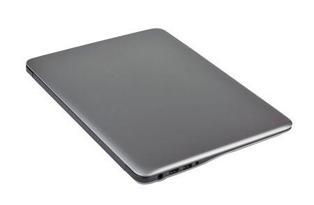 Laptop isolated on white background Stock fotó