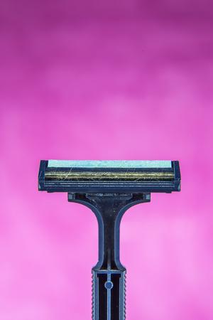 razor: Shaving razor Used