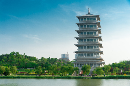travel features: Chang An Tower