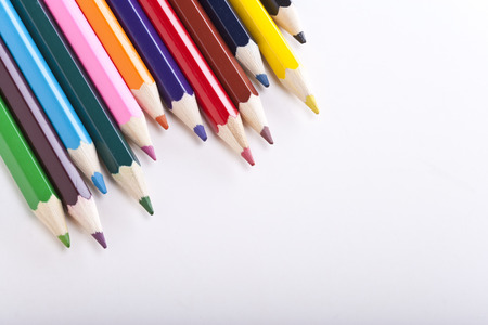 Color pencils Stock Photo - 23123824