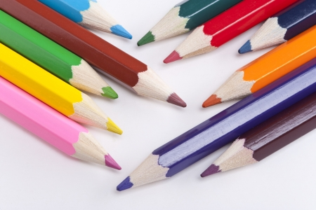 Color pencils Stock Photo - 23123861