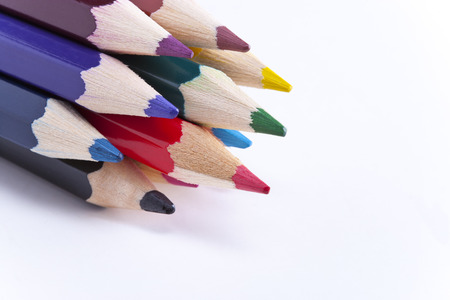 Color pencils Stock Photo - 23123863