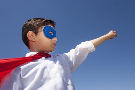 unstoppable: Superhero kid concept