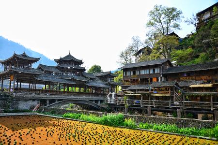 XiJiang Miao Village Editorial