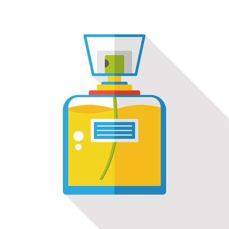 perfume spray: perfume flat icon