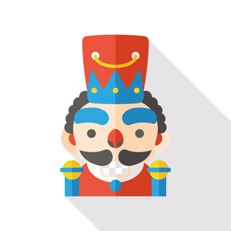 toy soldier: toy soldier flat icon