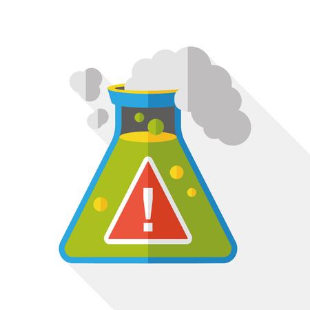 experiment: Experiment Beaker flat icon
