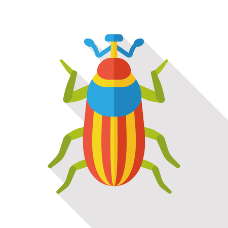 insect: insect bug flat icon