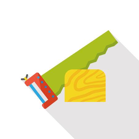 saws: tool saws flat icon