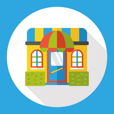 store: shop store flat icon