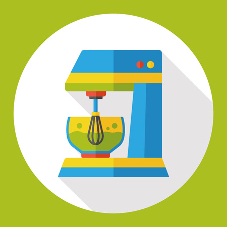 eggbeater: kitchenware beater flat icon