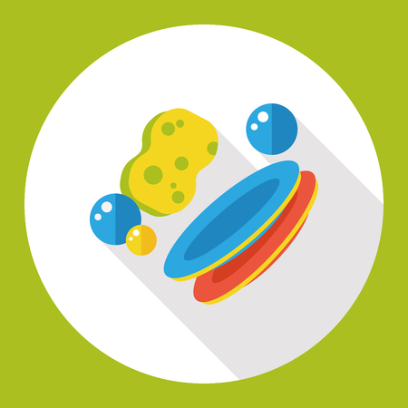 plate: dishware plate flat icon