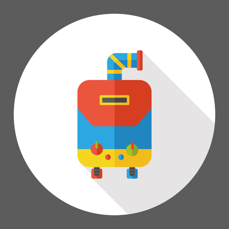 temp: Water Heater flat icon