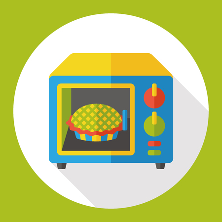 appliance: microwave appliance flat icon