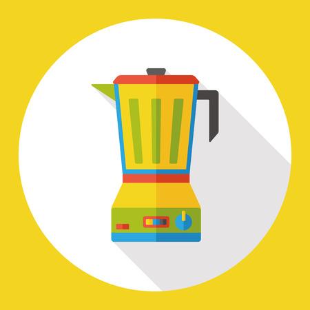 juicer: appliances juicer flat icon