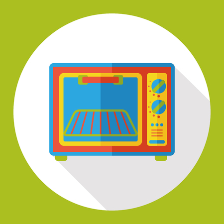 appliance: oven appliance flat icon