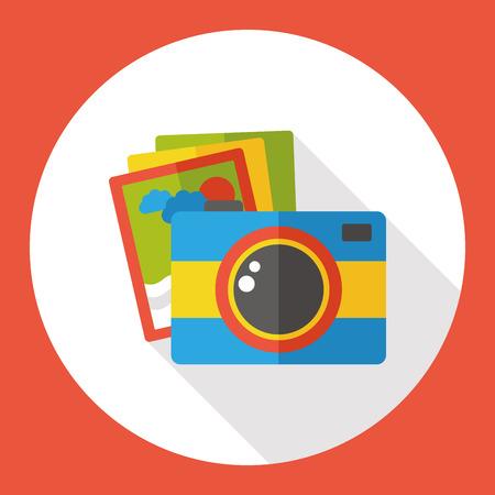 camera film: camera film flat icon