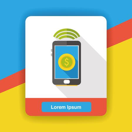 cellphone icon: cellphone mobile flat icon