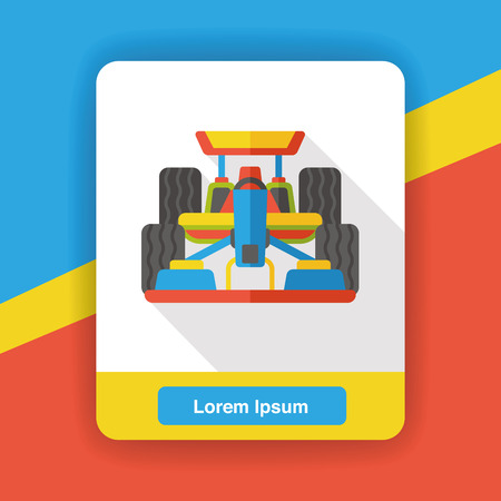 car speed: speed car flat icon