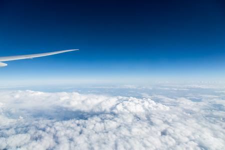 airplane window: Airplane window