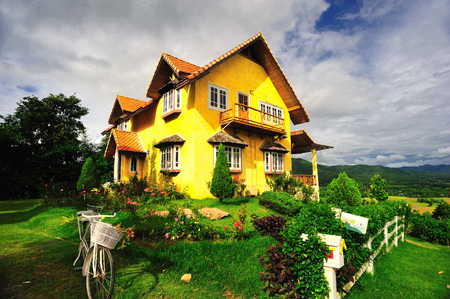 yellow house: Yellow House