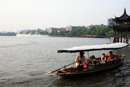 Hangzhou West Lake Editorial