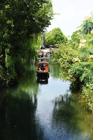 Boat at Wuzhen